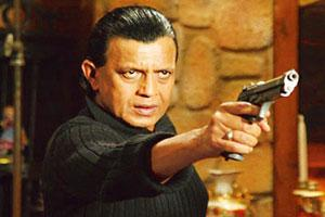 Desi 007: Mithun Chakraborty sizzled as Gunmaster G9 in Suraksha.