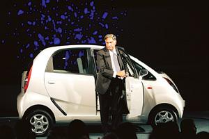 Ratan Tata: All those in favour of the Nano, say aye.