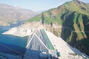 Streamlining processes: The Tehri project in Uttarakhand. Many hydroelectric projects have been delayed because of reasons as varied as late investment decisions, land acquisition problems and geologi