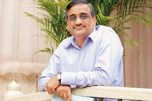 Creating space: Future Group CEO Kishore Biyani. The group's flagship company and India's largest listed retailer, Pantaloon Retail India Ltd, will likely be an anchor tenant at the planned warehouses