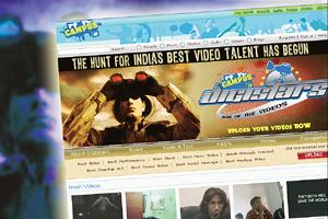 Uploading creativity: Campus18's online hunt for the best video talent will give participants, between 18 and 25 years of age, a chance to direct India's first Internet serial.