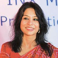 New play: Indrani Mukerjea, CEO of INX Media. Companies want to keep viewers within a broadcast family, offer an entire services bouquet. (Photo: Kedar Bhat/ Mint)
