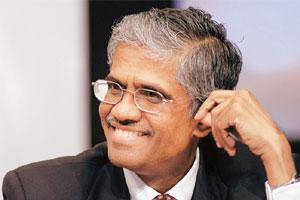 Judicious pricing: D. Sundaram, director of finance and information technology at Hindustan Unilever Ltd.