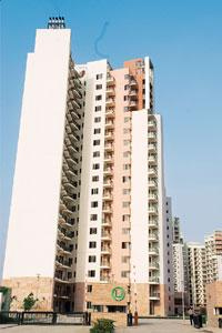 Building investment: The easing of foreign investment rules sparked India's real estate boom.