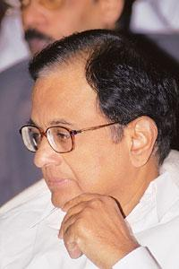 Follow-up: Finance minister P.Chidambaram.