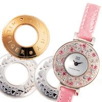 All that glitters:I ndia is a harder place to sell women's watches than Western countries.