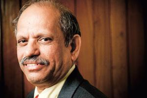 M Govinda Rao, director of the National Institute of Public Finance and Policy