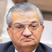 Taking time: Atomic Energy Commission chief Anil Kakodkar.