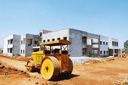 Biotech rush: The Bangalore Helix biotech park, which is expected to be inaugurated in three weeks, will be the first to open among more than 20 such parks in various stages of development and concept