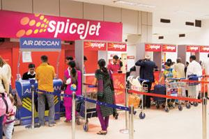 Cover drive: Taking a cue from SpiceJet, which was the first to tie up with an insurance firm, other low-fare carriers such as Simplifly Deccan and GoAir are also planning to offer insurance cover to