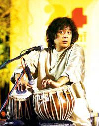 Zakir Hussain: Where's your visa?