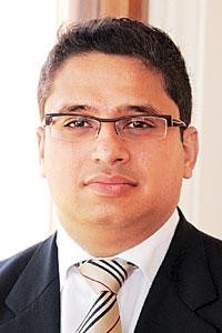 Demystifing it all: Harshawardhan Sabale of Lauris Capital Partners. (Photo: Daryl Andrade/ Mint)