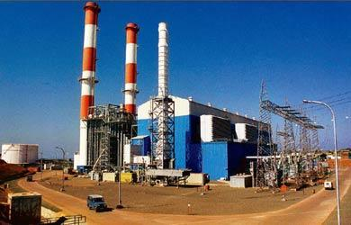 Turbine trouble: A file photo of Dabhol power station. The setbacks have put the viability of the project in jeopardy since each failure adds to the revival cost of the project, the power secretary ha