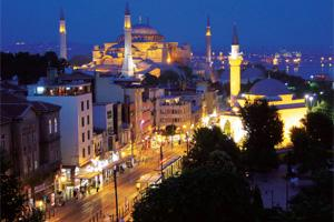 Light of Asia: Istanbul, one of the 'great cities' of Asia that Gordon talks about in the book.