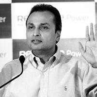 Regaining ground: The buy-back is seen as yet another move by Anil Ambani to restore investor confidence in his group companies.