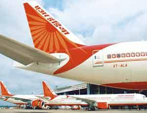 State of flux: State-owned carriers Air India and Indian were merged last year to set up Nacil. (PTI)