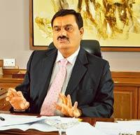 Powering ahead: Adani says power generation for his company is not restricted to a particular state, but is an all-India business.