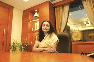 Serious valuations: ICICI Venture CEO and managing director Renuka Ramnath says companies are now more serious on private equity. (Kedar Bhat / Mint)
