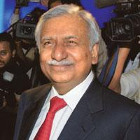 Lucrative routes: Jet Airways (India) Ltd chairman Naresh Goyal.