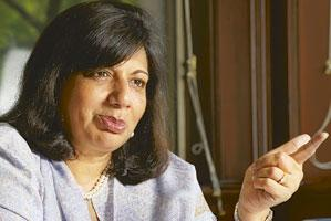 Western outlook: Biocon's Kiran Mazumdar-Shaw. The deal will be the firm's second and the largest overseas buy in the marketing space. (Hemant Mishra / Mint)