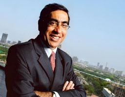 Growth story: Lehman Brothers India CEO Tarun Jotwani says India can play a big role in global capital markets in the next 5-10 years.  (Abhijit Bhatlekar / Mint )