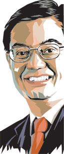 Heng Swee Keat, MD of the Monetary Authority of Singapore (Illustration by: Malay Karmakar / Mint)