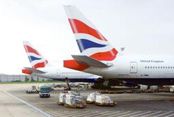 BA's decline is indicative of the collapse of service standards in Europe