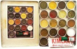 Foodie kit: Keep these spices handy even on the go.