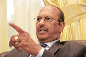 Private equity play: GVK group chairman G.V. Krishna Reddy.