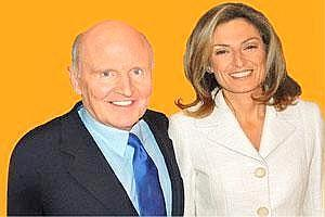 Jack and Suzy Welch