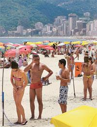 Suit up: Is your swimsuit tailor-made for Copacabana or for Juhu?