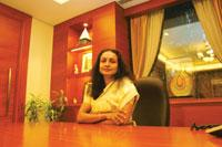Funding plan: India's attraction continues to be growth, says ICICI Venture Fund Management's Renuka Ramnath. Photo: Kedar Bhat / Mint