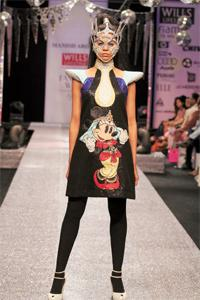 Harking back: From designer Manish Arora's Disney-inspired couture collection