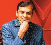Videocon Industries chairman Venugopal N. Dhoot