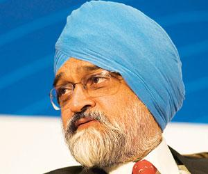 Plan panel deputy chairman Montek Singh Ahluwalia (Photo by: Ramesh Pathania/Mint)
