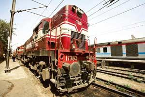 Business prospects: Power sector analysts say locomotive manufacturing makes good business sense for Bhel because it offers a good avenue for hedging against any abrupt change in the electricity segme
