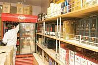 In the works: A liquor shop in Delhi. The food processing ministry wants the creation of a panel of state finance ministers, and the Union ministers of agriculture and commerce, to work with it on a u
