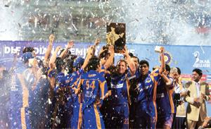 Reasons to rejoice: As Rajasthan Royals celebrate their IPL success, businesses that bore the brunt of the tournament's stupendous success are preparing to recover from the bruising.
