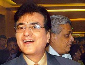 Moving on: Balaji chairman Jeetendra Kapoor indicated that all was not well between the partners. ( Girish Srivastava / Hindustan Times)