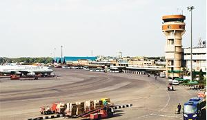 Readying for change:  A file photo of the New Delhi airport. The decision to privatize the airport was taken during the tenure of current AAI chairman K. Ramalingam, who is to retire later this year.