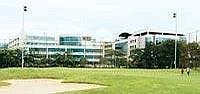 Changing focus :IBM building in Bangalore. India is the fourth country after Japan, China and the US where the company has decided to roll out its seven-year-old think tank