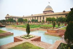 Green light: Rashtrapati Bhavan recovered all of its Rs50 lakh investment in energy-saving devices within a year. The planned fund will initially target government buildings as they have the highest p