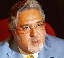 Unanimous choice? Vijay Mallya, owner of Kingfisher Airlines. (Hemant Mishra / Mint)