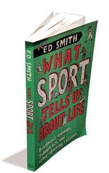 What Sport Tells Us About Life:Penguin, 208 pages, Rs595