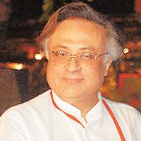 Making ways: Minister of state for power Jairam Ramesh.