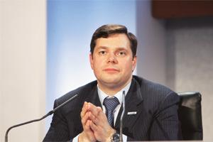 Talks in progress: OAO Severstal's Alexei Mordashov heads Russia's working group on WTO accession.