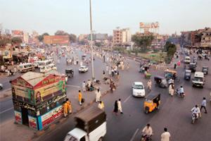 An outsider in Lahore: Versey recounts her several trips to Pakistan.