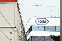 Roche's office in Basel, Switzerland. DCGI's original plan came after F Hoffman-La Roche sued Mumbai-based Cipla over generic copies of Roche's Tarceva, alleging patent infringement (Photo by: Christo