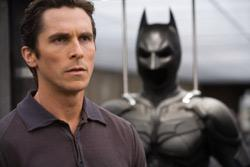 Behind the mask: Christian Bale revives his role as Bruce Wayne (Photo by: Warner Bros.)