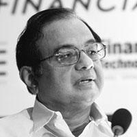 Giving incentive: Finance minister P. Chidambaram. The move to ease scrutiny?norms for firms is aimed at encouraging tax?compliance